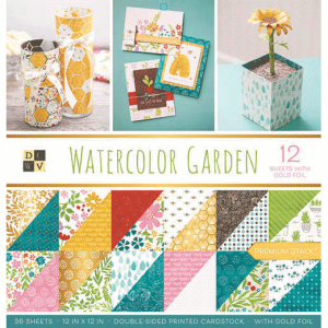 PS-005-00597_DCWV_CARDSTOCKSTACKS_12X12_DOUBLESIDED_WATERCOLORGARDEN